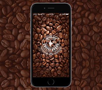 Coffee board App, App Design