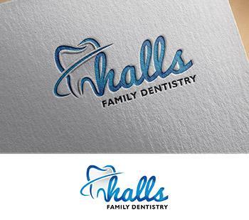 Halls, Branding Design